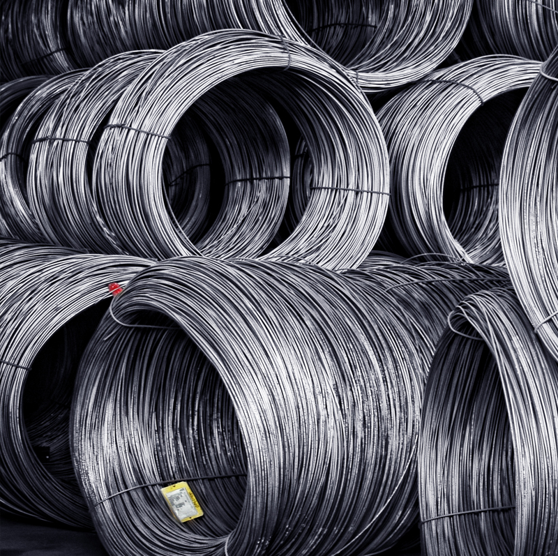 Hot Rolled Low Carbon Steel Wire Rod (Alloy / Non Alloy) – Al-Noor ...